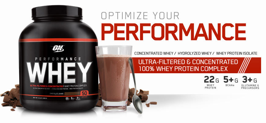 Perfomance Whey
