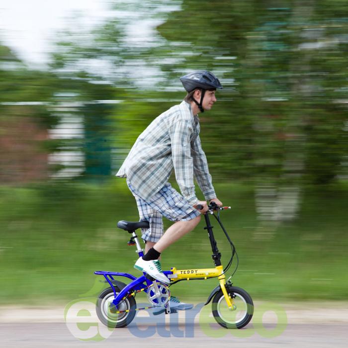 Teddy из серии велогибридов Green City уже в Уфе