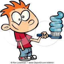 зубная паста для взрослых и детей