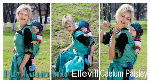 ELLEVILL CAELUM PAISLEY