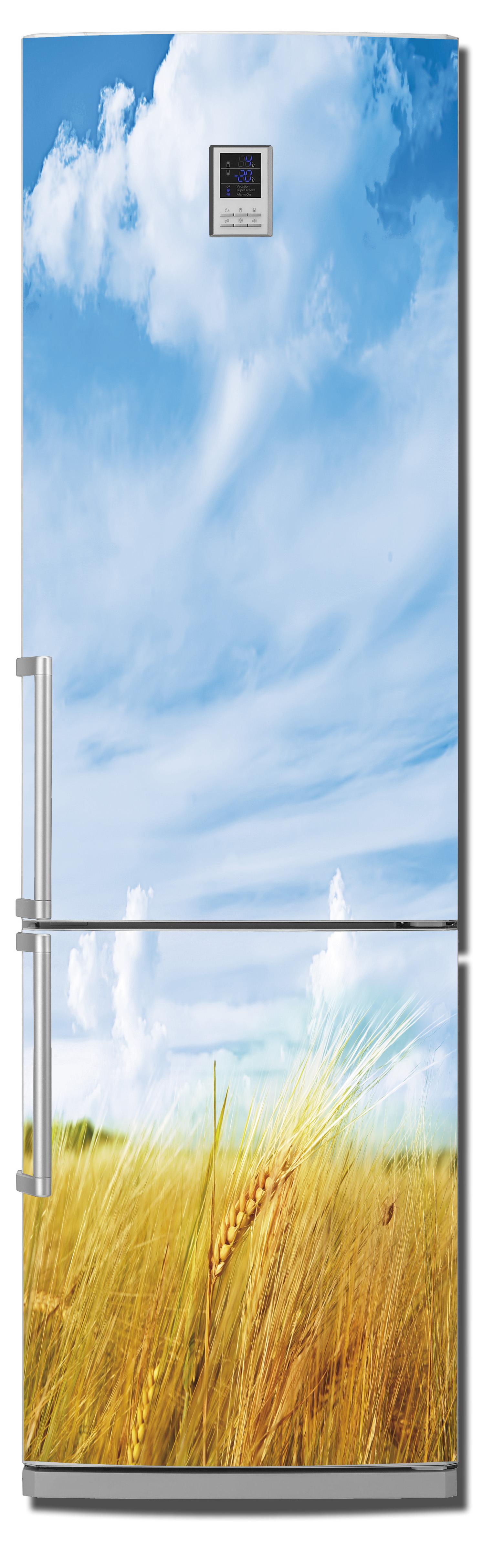 Наклейка на холодильник - Житница.