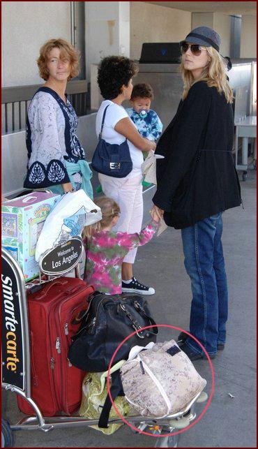 ХАЙДИ КЛУМ и её PETUNIA BOXY PACK