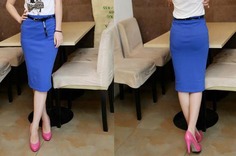 Как сшить юбку карандаш ниже колен