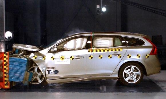 EuroNCAP - краш тест