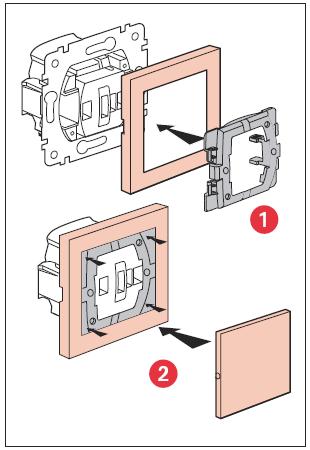 Схема подключение выключателя legrand с индикацией