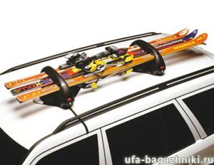 Крепление багажников на магнит