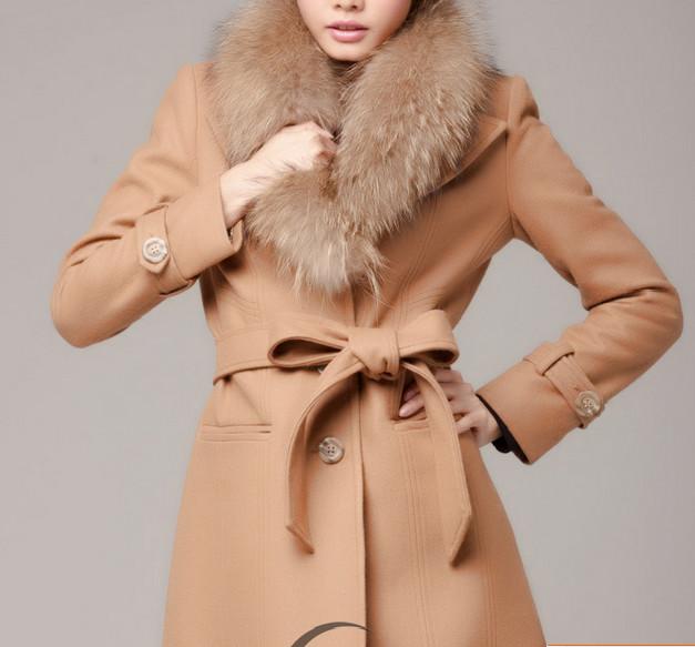 Зимнее пальто с меховым воротником новосибирск