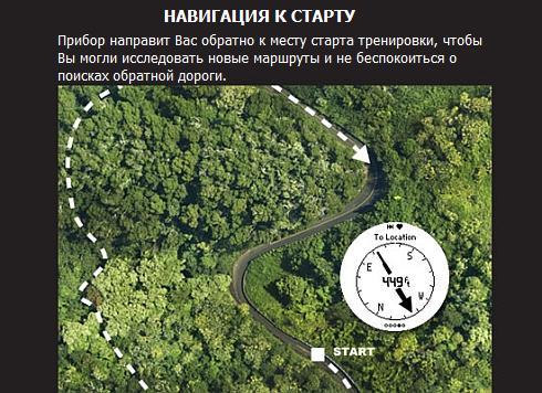 НАВИГАЦИЯ К СТАРТУ