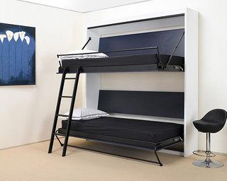 Двухъярусная кровать для студентов | СМАРТМЕБЕЛЬ.РФ