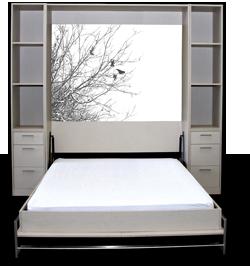 Односпальная подъемная кровать | СМАРТМЕБЕЛЬ.РФ