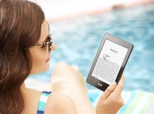 Читайте на пляже