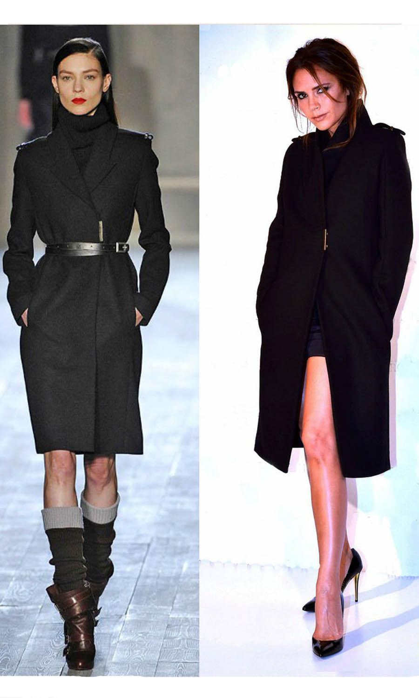 Классические Пальто