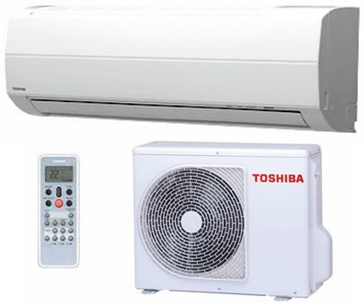 Кондиционеры Toshiba - Настенные не инверторные сплит-системы серии SKHP  (модель 2010г.) NEW
