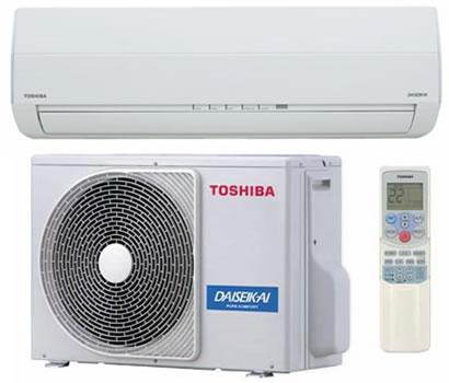 Настенные кондиционеры Toshiba серии GKHP/GAH