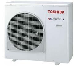 Наружные блоки TOSHIBA для мультисплит-систем