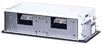 Сплит-системы McQuay канального типа
