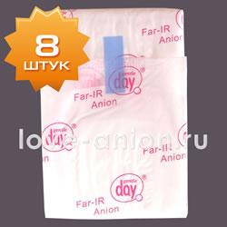 Ночные анионовые прокладки «Джентл Дэй» в интернет-магазине