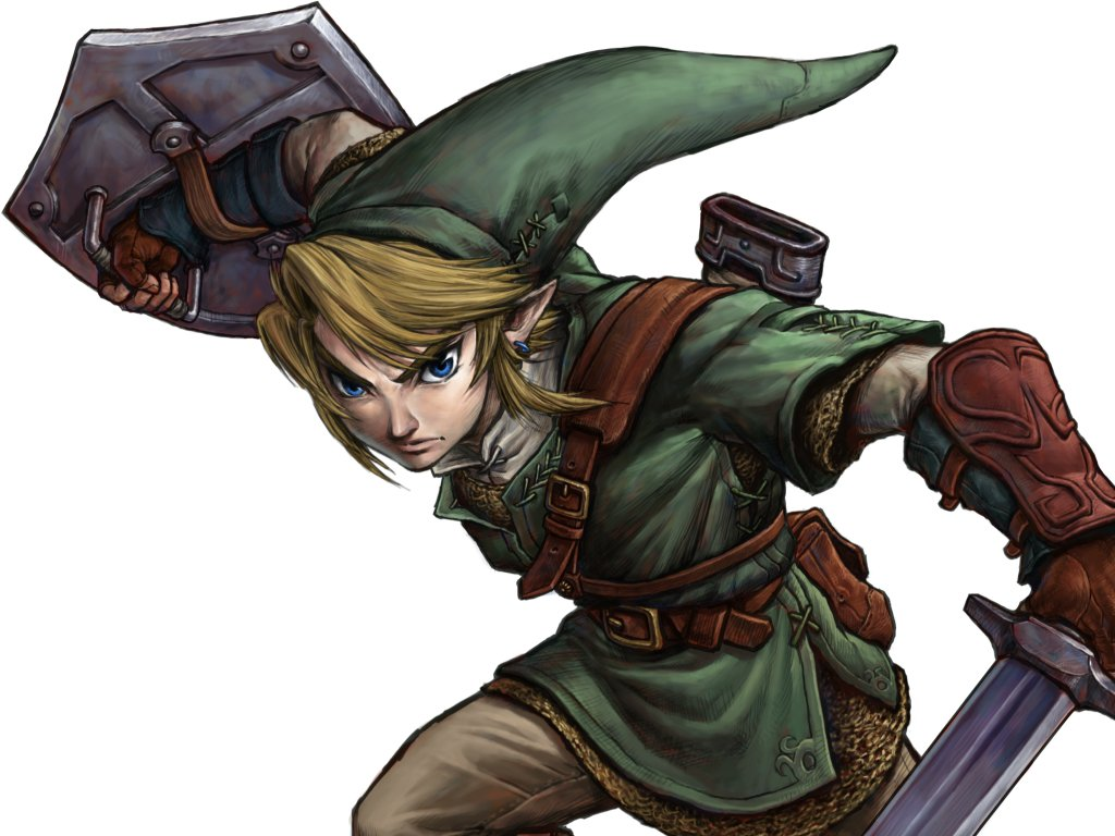 Link/Линк The Legend of Zelda