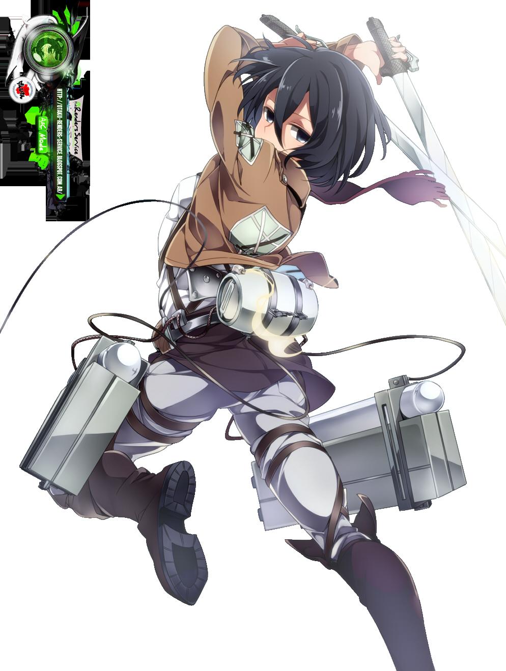 Mikasa Ackerman/Микаса Акерман