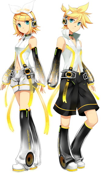 Kagamine Rin&Len