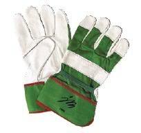 перчатки для силовых работ из коровьей кожи