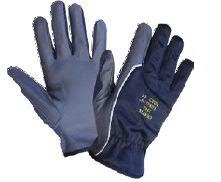 Перчатки  для монтажных работ из синтетической кожи