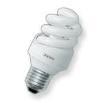 Компактная люминесцентна лампа