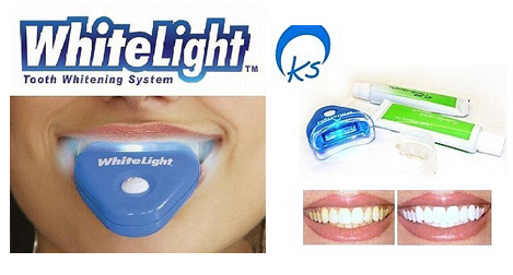 2b79b395845b6 Описание Устройство для отбеливания зубов White Light