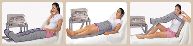 Прессотерапия, аппараты для прессотерапии, аппараты для  лимфодренажа