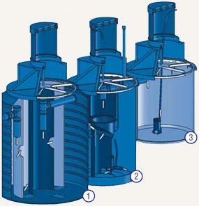 Описание процесса очистки сточных вод
