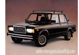 Багажник на крышу на ВАЗ-2101, ВАЗ-2104, ВАЗ-2105, ВАЗ-2106, ВАЗ-2107 в Уфе - Уфа-багажники.ру