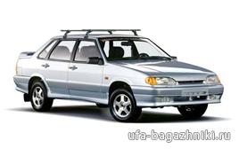 Багажник на крышу на ВАЗ 2113, ВАЗ-2114, ВАЗ-2115 в Уфе - Уфа-багажники.ру
