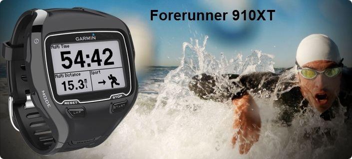 Посмотреть характеристики навигатора-часов Garmin Forerunner 910XT