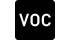 шпатлёвки, порозаполнители, лаки (особенно лаки VOC)