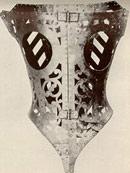 Корсеты в средние века