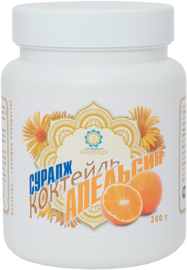Аюрведа Коктейль Сурадж с апельсином
