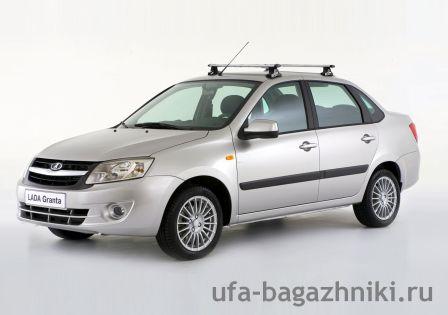 Багажник на крышу Лада Гранта - Уфа-багажники.ру