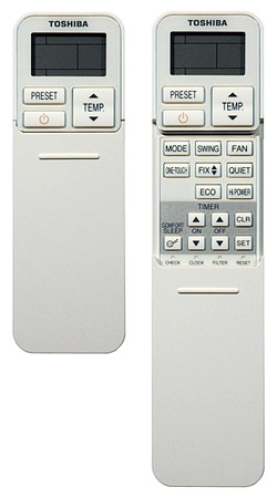 пульт кондиционера Toshiba N3KVR