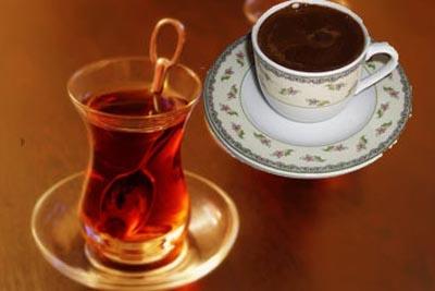 Chaj i kofe - Турецкая кухня