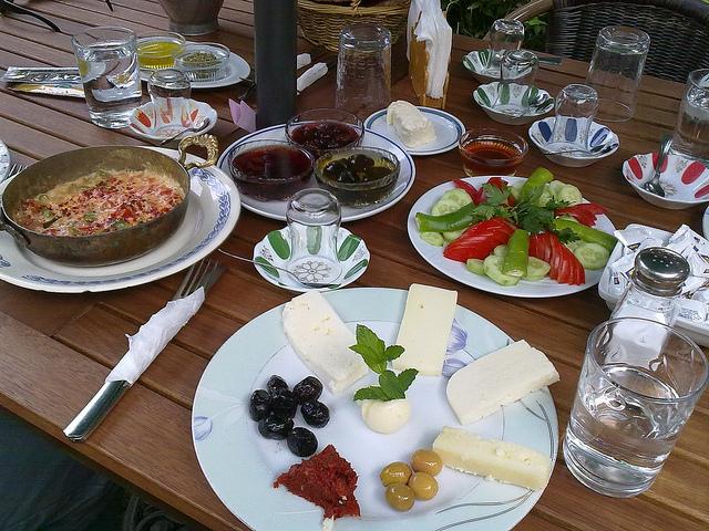 Tureckij zavtra - Турецкая кухня