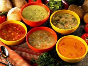 soups - Турецкая кухня