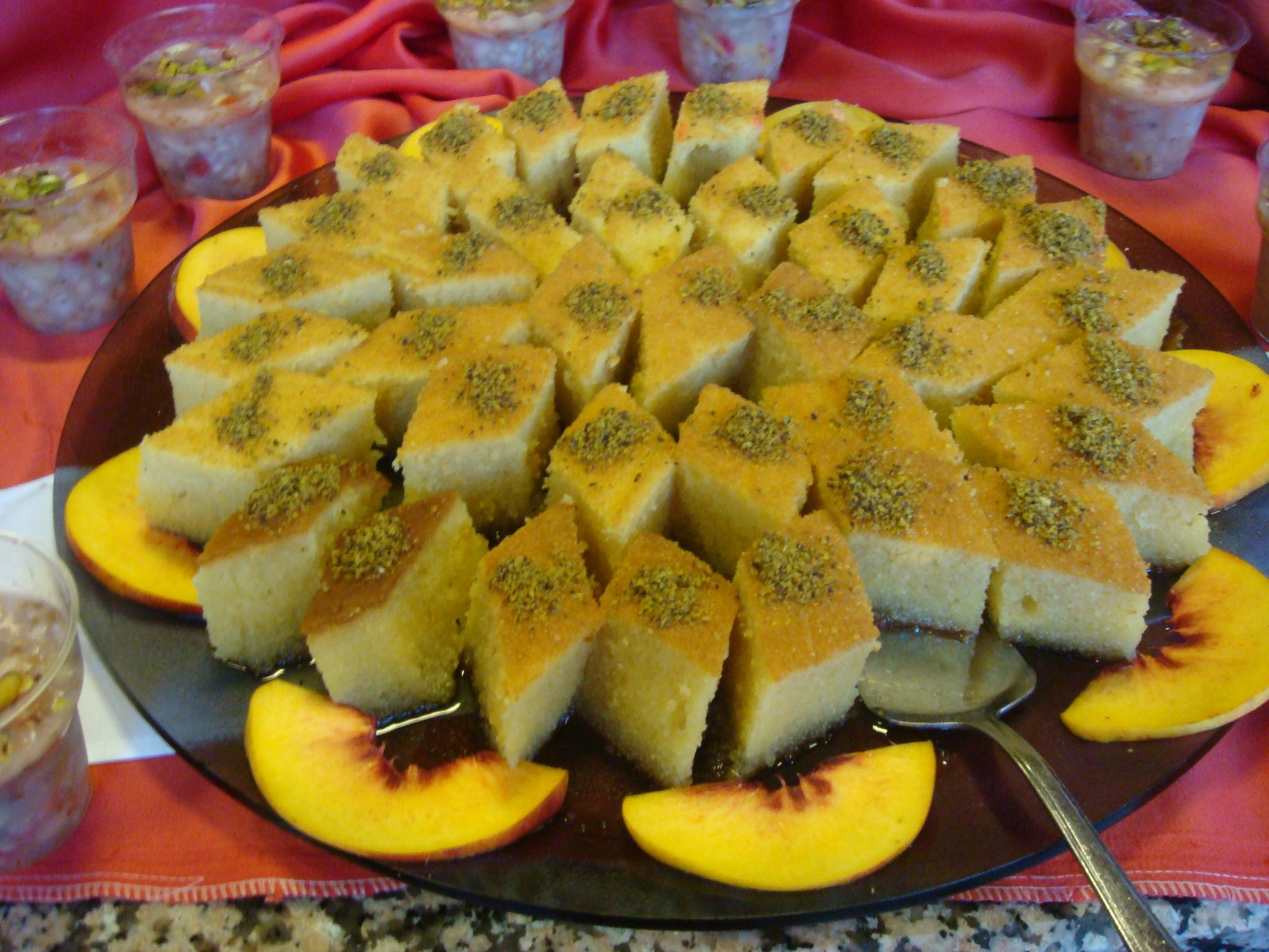 Sladosti - Турецкая кухня