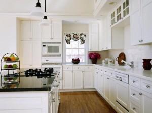 опрятная кухня