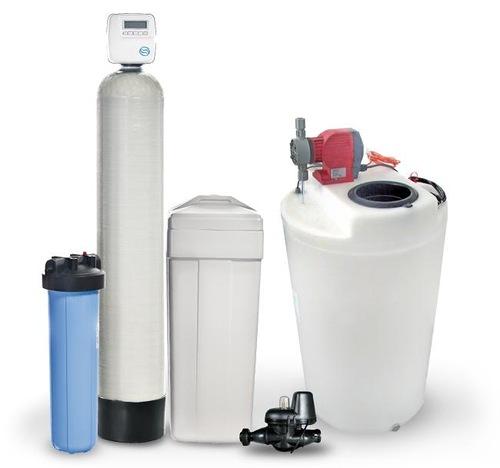 Системы очистки для дома и производства