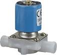 Клапан электромагнитный пластиковый SP61354