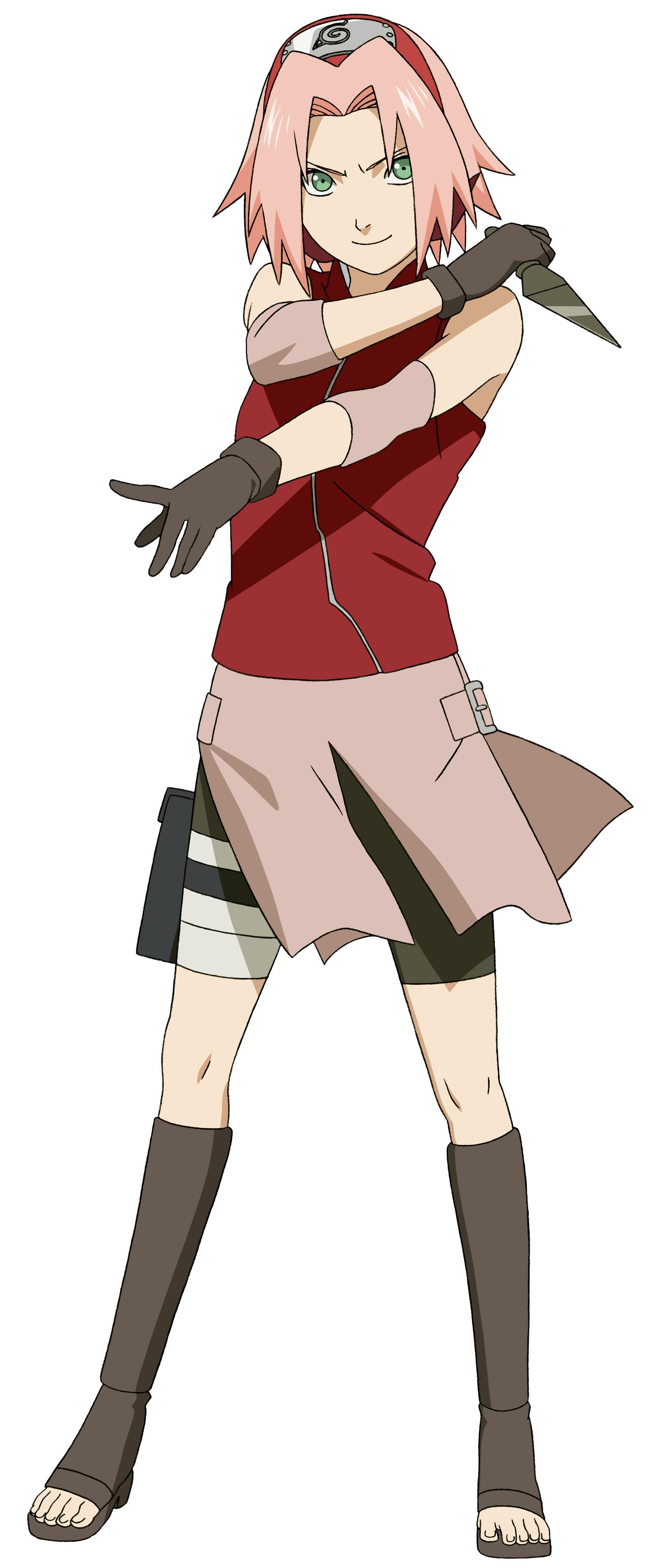 Косплей костюм Haruno Sakura
