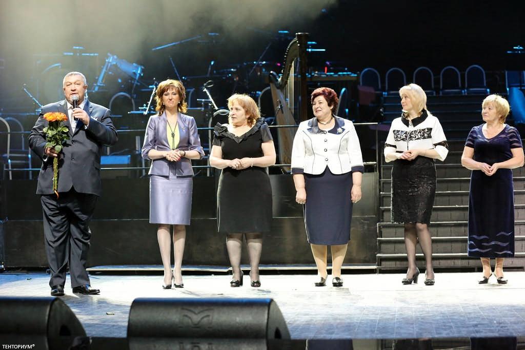 Новые Президент-директора Тенториум