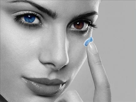 Брак контактной линзы или нет, как определить